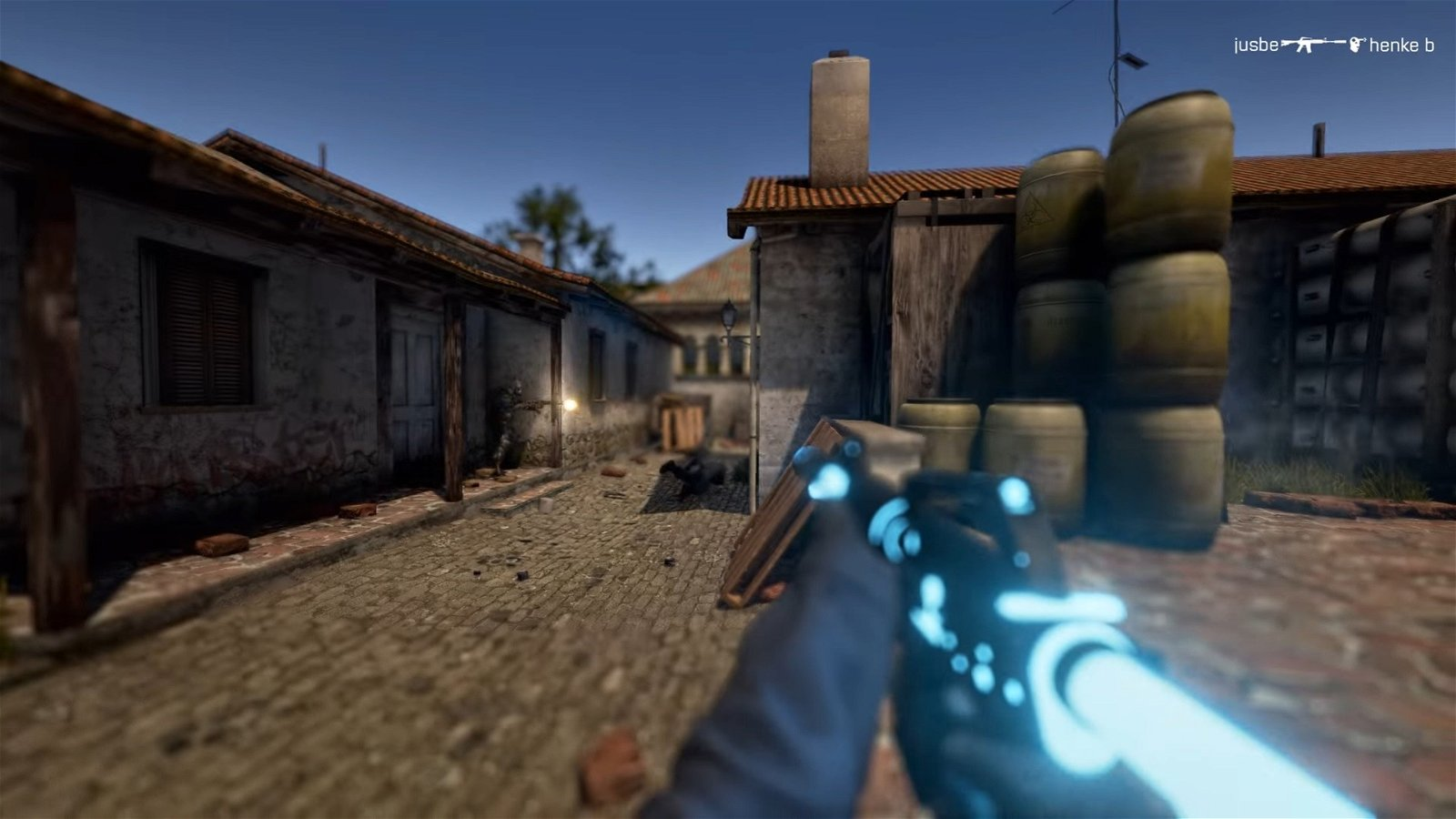 Counter-Strike: Global Offensive: Así luce en Unreal Engine 4