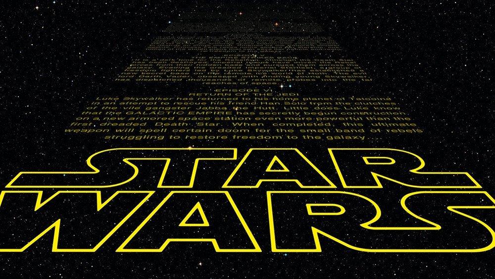 Star Wars: Rogue One iba a tener la clásica intro de la saga