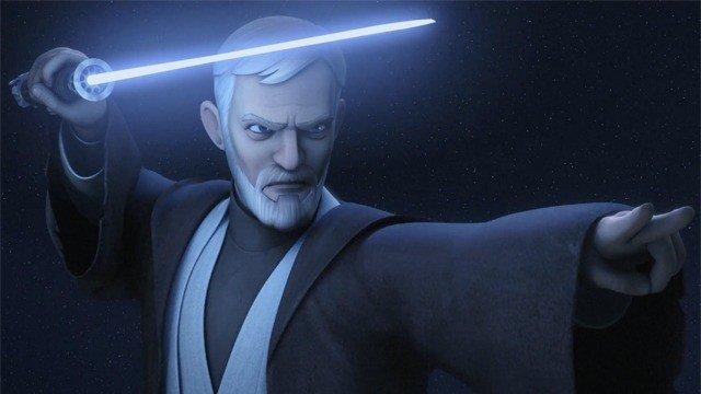 Star Wars Rebels presenta a Obi-Wan Kenobi