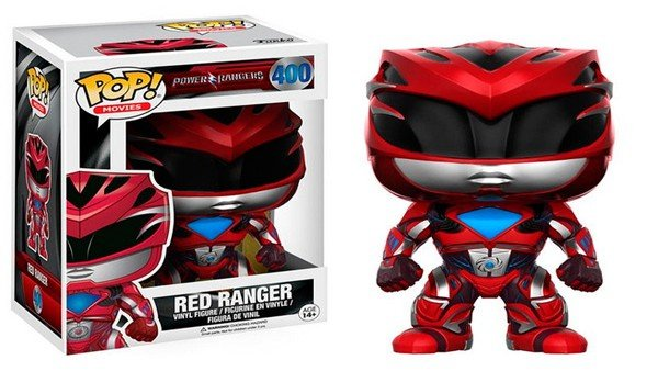 Power Rangers presenta sus figuras Funko Pop!