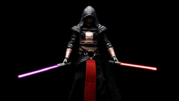 Star Wars: La increíble figura de Darth Revan que puedes pedirle a los reyes el próximo año
