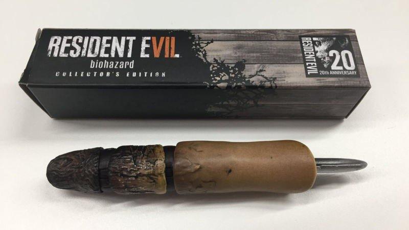 Resident Evil 7: El dedo USB de la coleccionista está dando mucho que hablar