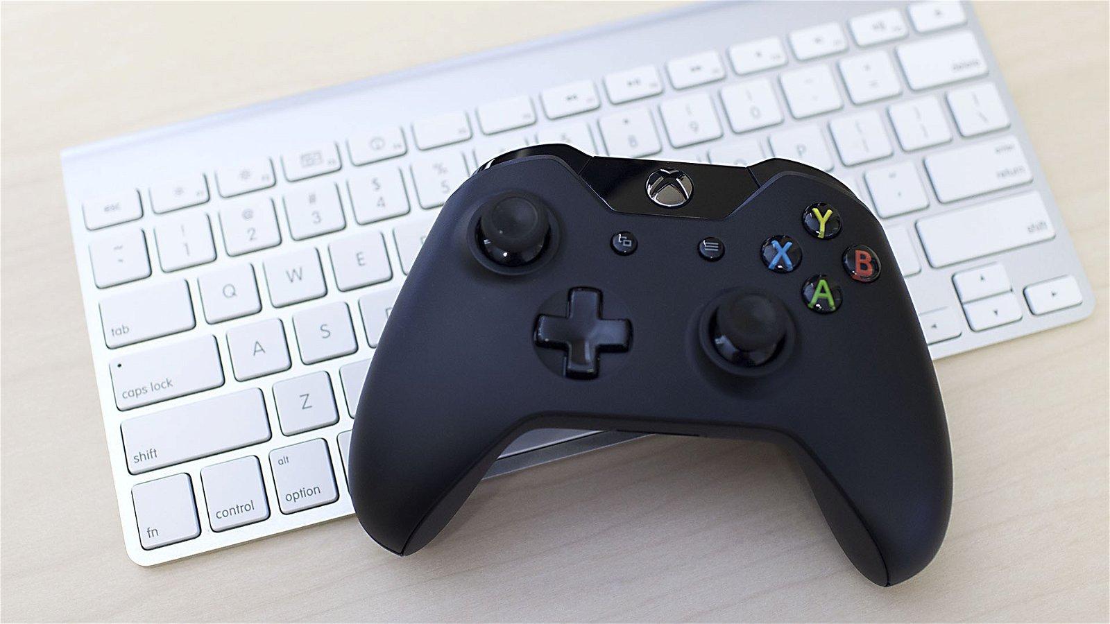 Xbox One contará con soporte para teclado pronto