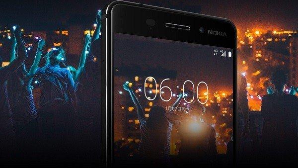 Nokia regresa al mundo de los móviles con un terminal Android