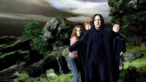 Harry Potter: Imaginan su historia protagonizada por Severus Snape