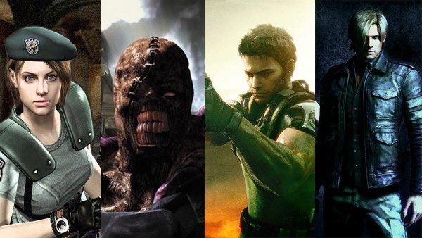 Resident Evil: Un repaso a su historia en los videojuegos