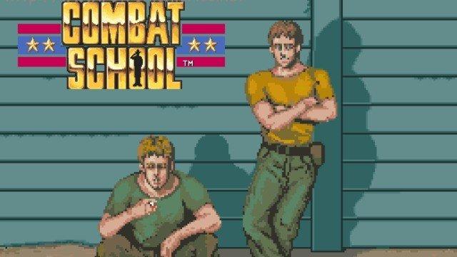 Combat School, mañana en nuestro AlfaBetaRETRO