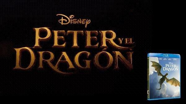 Peter y el Dragón: Análisis de la edición en Blu-Ray