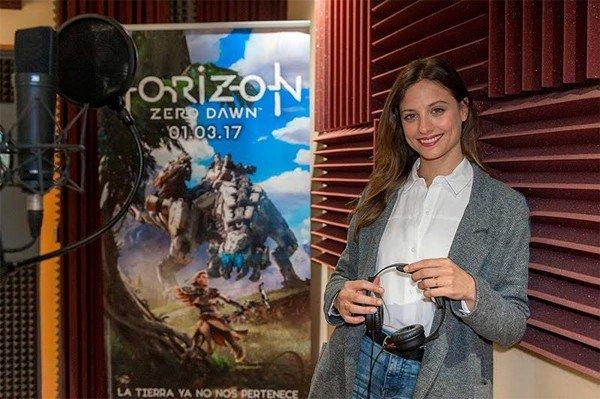Horizon: Zero Dawn contará con la voz Michelle Jenner