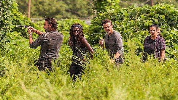The Walking Dead revela nuevas imágenes de la segunda mitad de la séptima temporada
