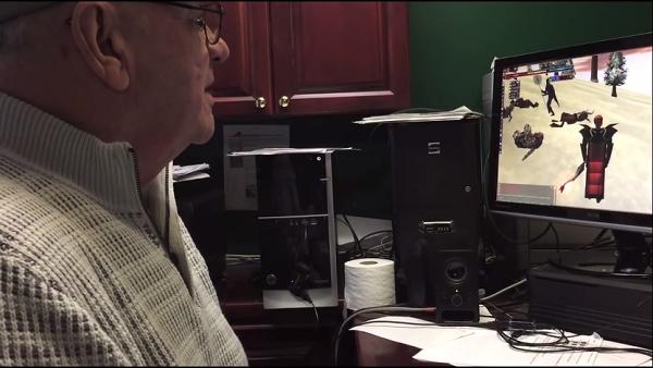 Asheron's Call: Las nietas de un jugador de 74 se unen para impedir su cierre