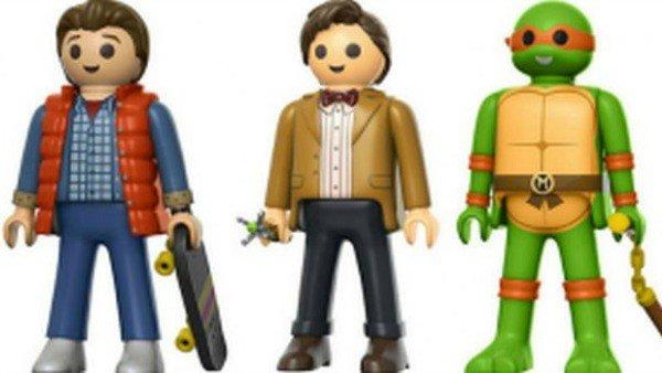 Playmobil y Funko unirán fuerzas para traerte estas geniales figuras