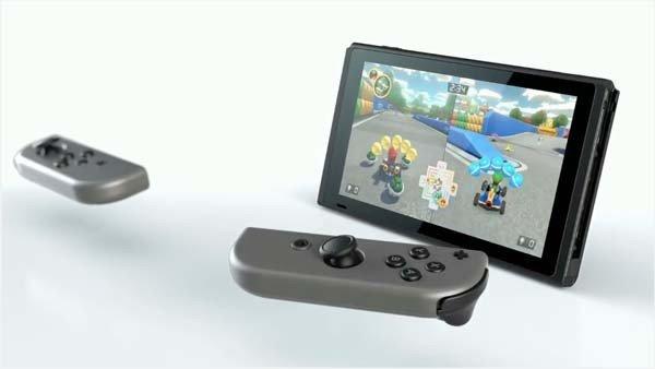 Nintendo Switch: Internet reacciona a la presentación de la nueva consola