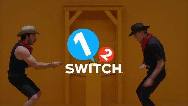 1-2 Switch y ARMS serán algunos de los primeros juegos de Nintendo Switch