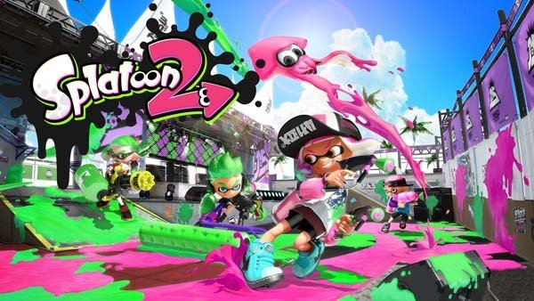 Nintendo Switch: Anunciado Splatoon 2 para verano