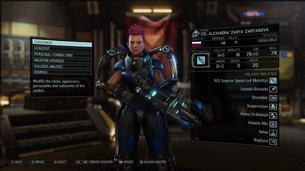 Llevan a los personajes de Overwatch a XCOM 2