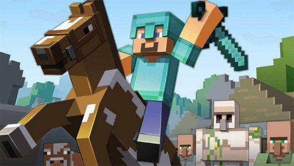 Minecraft se prepara para su expansión Discovery