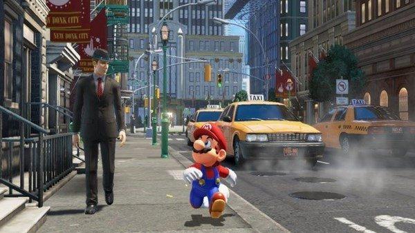 E3 2017 U-tad: Super Mario Odyssey podría haber desvelado su fecha de lanzamiento