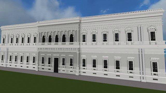 Minecraft: Dos estudiantes reproducen edificios emblemáticos de Burgos