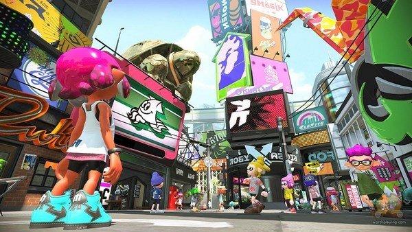 Splatoon 2 tendrá beta abierta en Nintendo Switch a finales de marzo