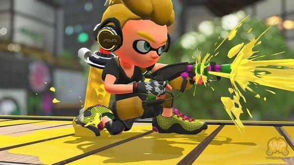 Nintendo ofrece nuevos detalles sobre Splatoon 2