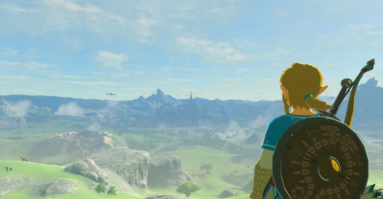 The Legend of Zelda: Breath of the Wild: Un loco glitch desbloquea una función descartada del juego