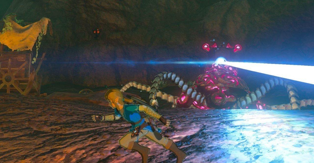The Legend of Zelda: Breath of the Wild - Comparación entre las versiones de Switch y Wii U