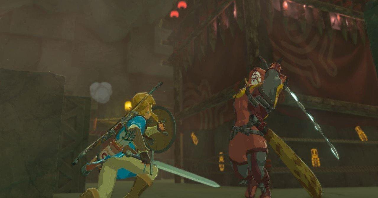 The Legend of Zelda: Breath of the Wild ofrece casi una hora de gameplay