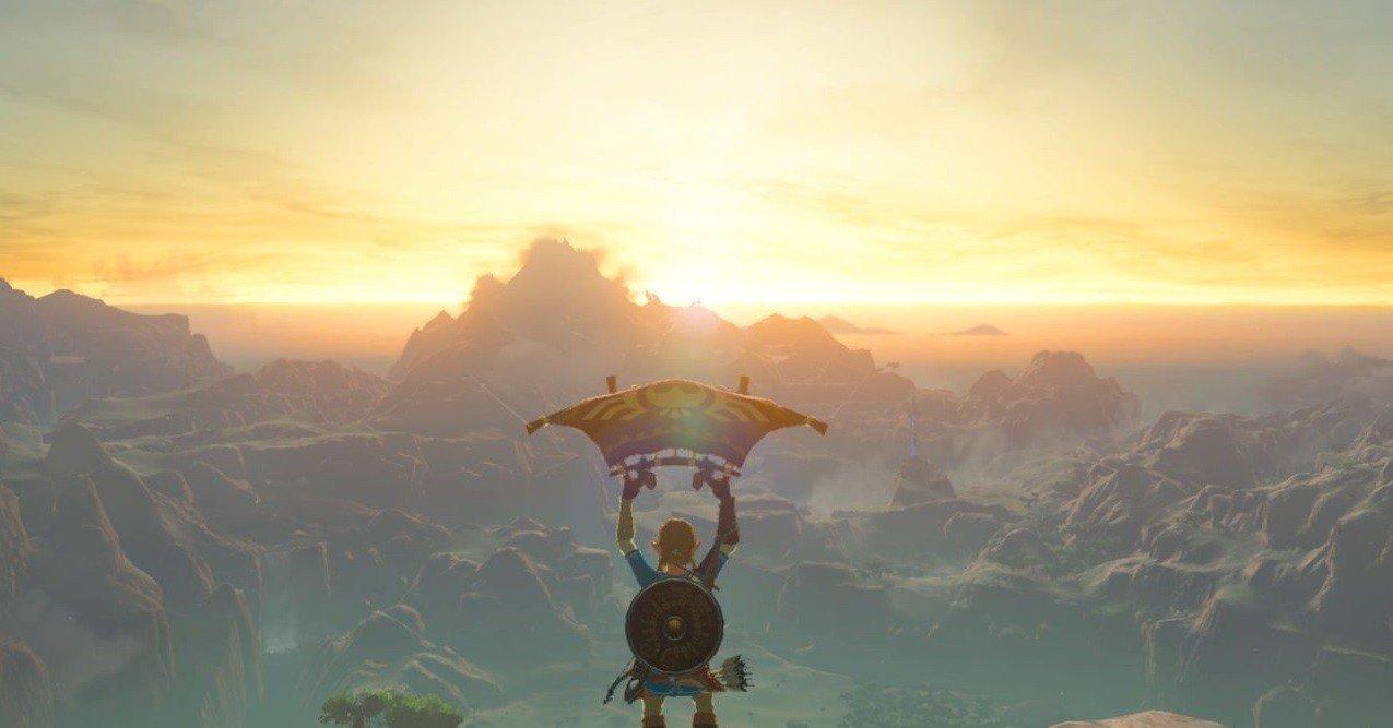 The Legend of Zelda: Breath of the Wild: Derrota a dos Centaleones sin tocar el suelo