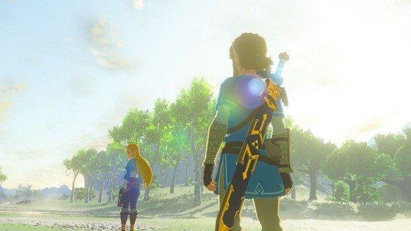 The Legend of Zelda: Breath of the Wild se muestra en nuevas imágenes