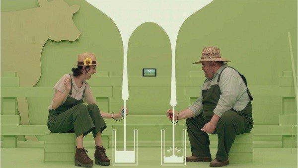 Nintendo Switch te permitirá ordeñar vacas virtuales