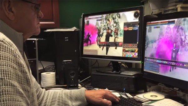Las nietas de un hombre quieren impedir el cierre de los servidores del MMO que juega su abuelo