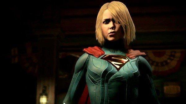 Injustice 2 anuncia una pelea entre Wonder Woman y Supergirl