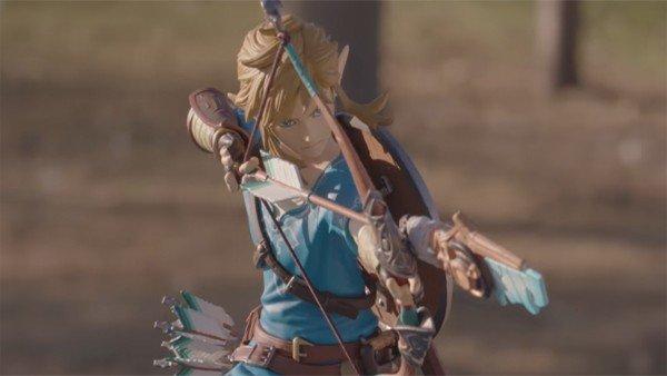 The Legend of Zelda: Breath of the Wild: Así se ha creado su figura coleccionista