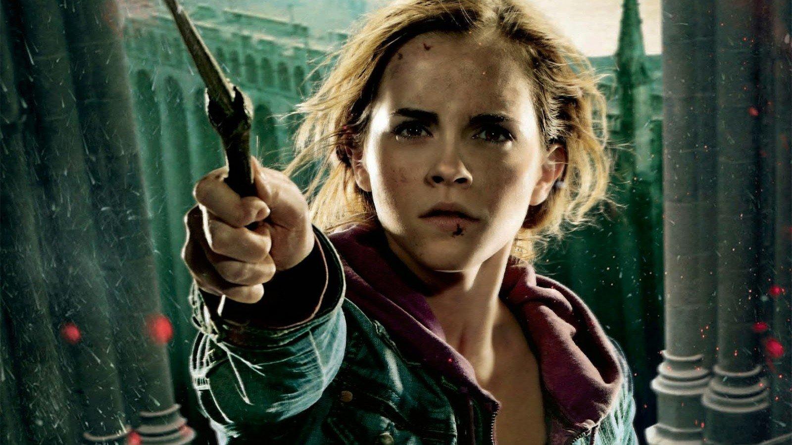 Harry Potter: Así reaccionó Emma Watson al ver a Hermione en El legado maldito
