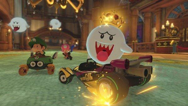 Mario Kart 8 Deluxe tiene un método infalible para conseguir monedas rápidamente