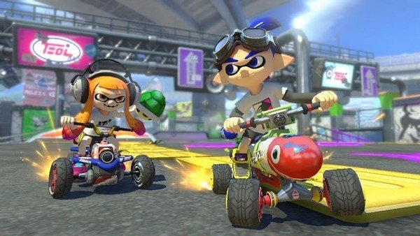 Mario Kart 8 Deluxe impide crear sesiones privadas online a causa de un bug