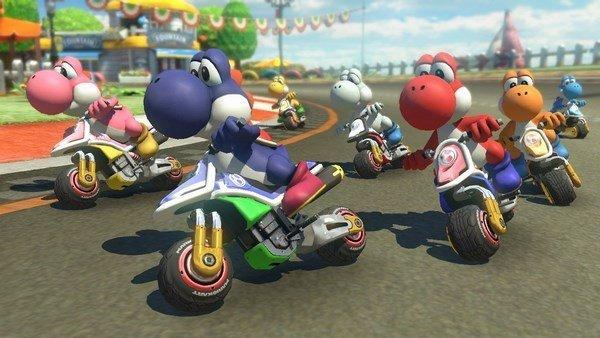 AlfaBetaTOP: Mario Kart 8 Deluxe es el videojuego más popular