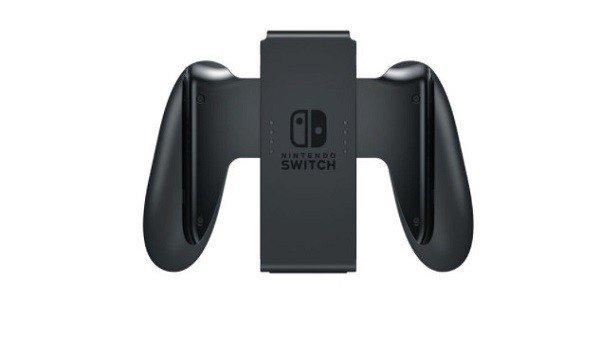 Nintendo Switch: El soporte para el Joy- Con no servirá para cargar los mandos