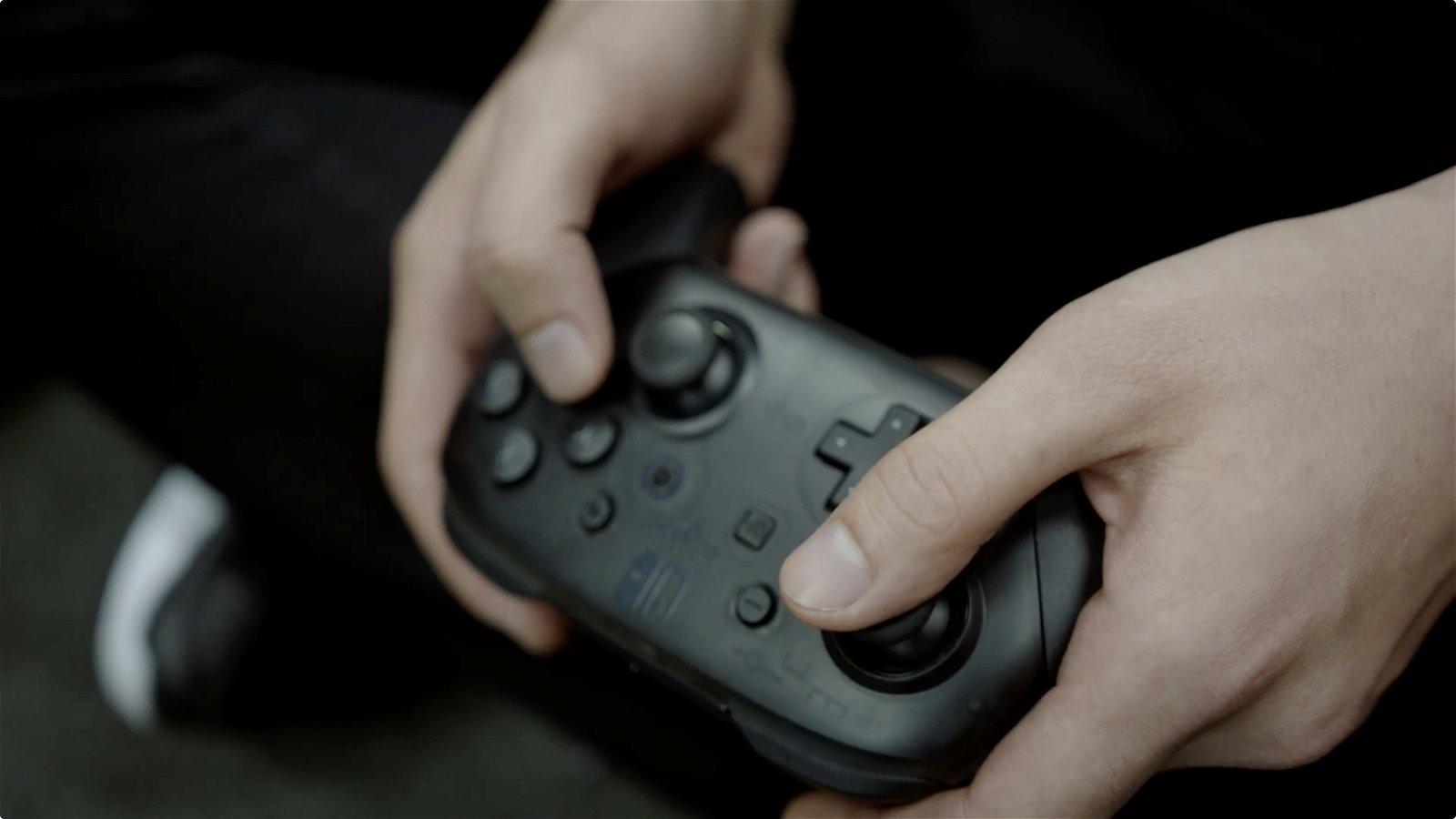 Nintendo Switch permitirá acceder a partidas multijugador con un solo cartucho
