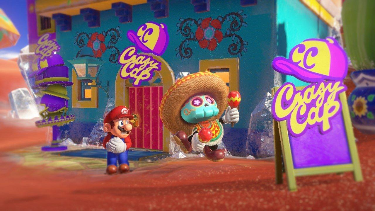 Super Mario Odyssey nos presenta a las Chinchomias