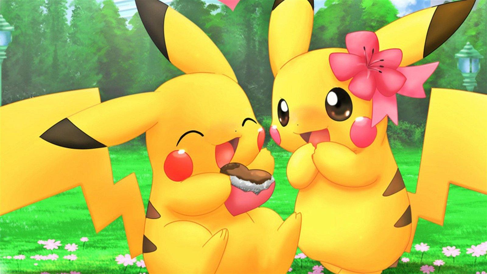 Pokémon GO podría incluir todo esto en su evento de San Valentín
