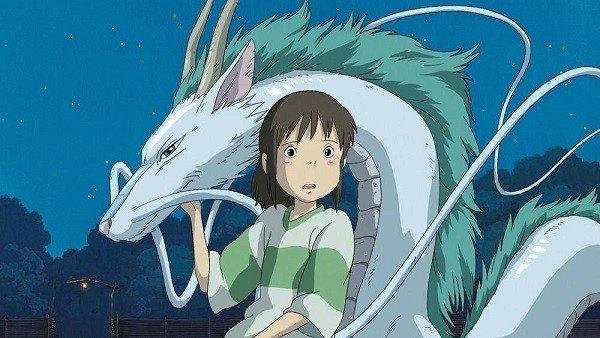 El viaje de Chihiro deja de ser el anime más taquillero de la historia