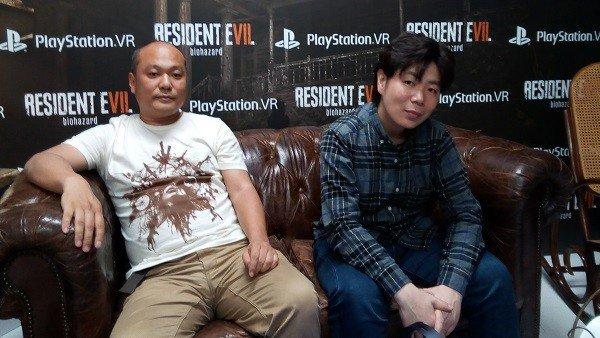 Resident Evil 7: Entrevistamos a Masachika Kawata y a Koshi Nakanishi, director y productor el videojuego