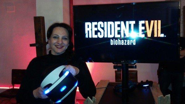 PlayStation VR: Entrevistamos a Cristina Infante, responsable del dispositivo en España