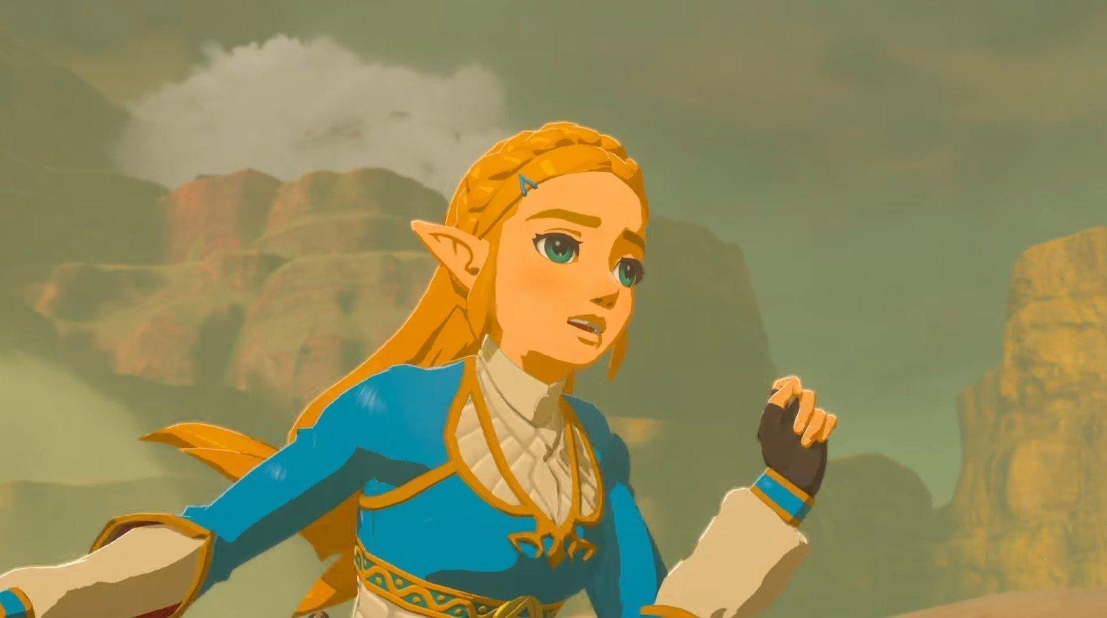 The Legend of Zelda: Breath of the Wild: Se desvelan los nombres de algunos personajes del juego