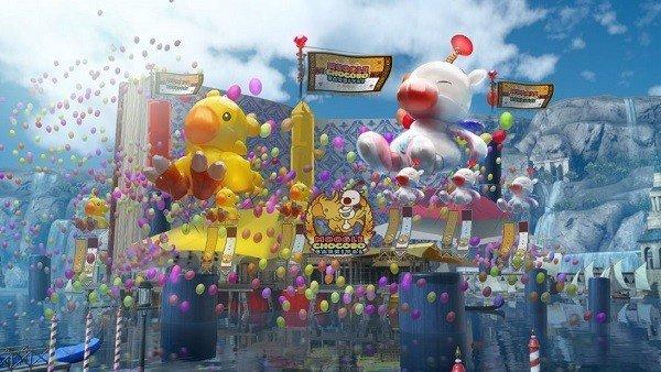 Final Fantasy XV presenta su DLC Holiday Pack