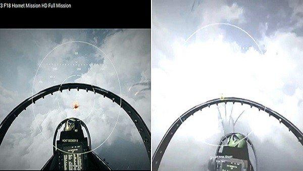 Corea del Sur utiliza imágenes de Battlefield 3 y Ace Combat en uno de sus simuladores de vuelo en combate