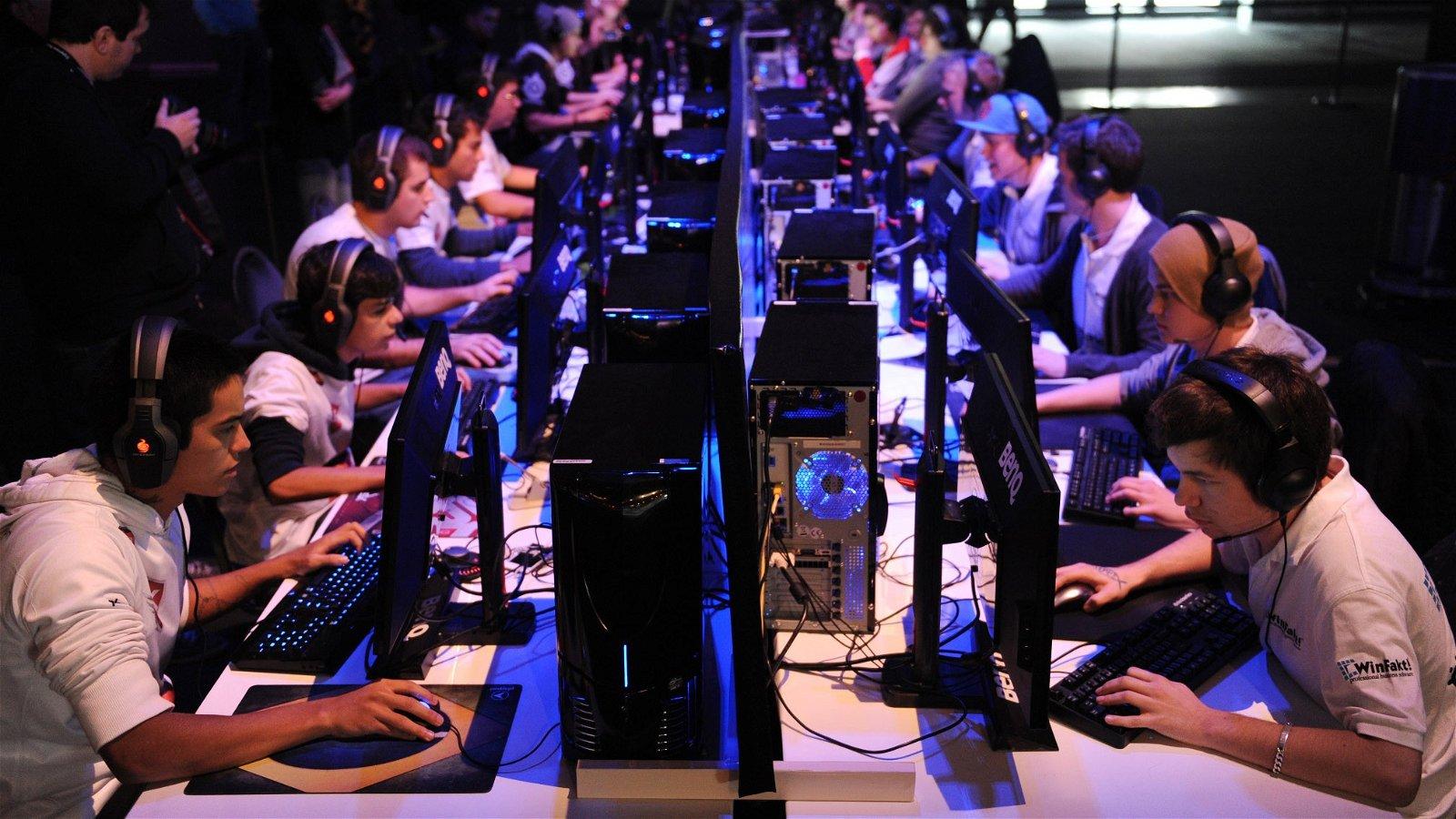 Los 12 tipos de jugadores que se ven en los torneos
