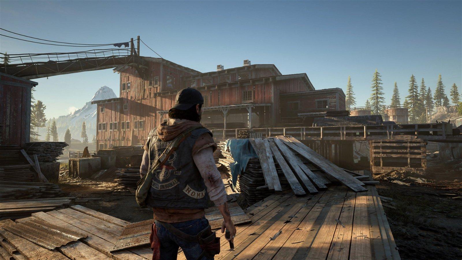 E3 2017 U-Tad: Days Gone muestra nuevas imágenes de su gameplay